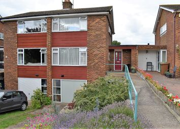 Thumbnail 3 bed semi-detached house for sale in Crosier Court, Upchurch
