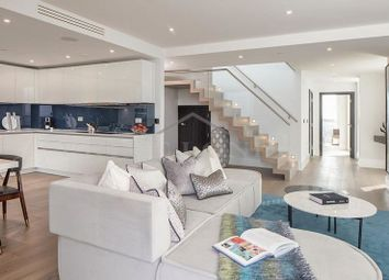 Thumbnail 3 bed flat for sale in Wilberforce Penthouse, Gladwin Tower, Nine Elms Point