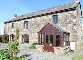 Thumbnail 3 bed detached house to rent in Stibb Cross, Torrington