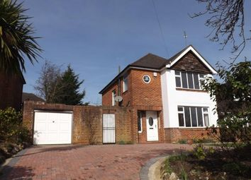 Thumbnail 3 bed detached house for sale in Stoneham, Southampton, Hampshire