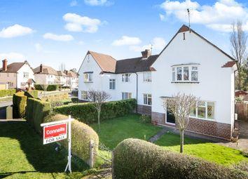 Thumbnail 3 bed semi-detached house for sale in Finchfield Lane, Finchfield, Wolverhampton