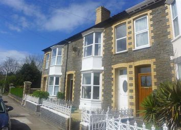 Thumbnail 3 bed terraced house for sale in Norton Terrace, Aberystwyth, Ceredigion