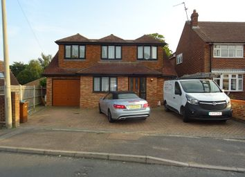 Thumbnail 5 bed detached house for sale in Durham Road, Gillingham, Kent.