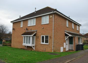Thumbnail 2 bedroom mews house to rent in Beaver Close, Eaton Socon