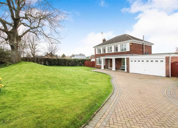 Thumbnail 4 bed detached house for sale in Southside, Kilham, Driffield