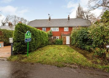 Thumbnail 3 bed terraced house to rent in Three Gates Road, Fawkham, Longfield
