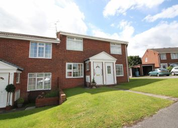 Thumbnail 2 bed flat to rent in Bramcote Drive, Retford