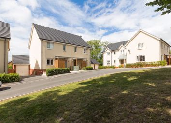 Thumbnail 3 bed semi-detached house for sale in Fairpark Close, Chudleigh, Newton Abbot