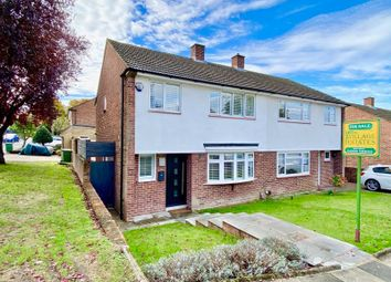 3 bed semi-detached house for sale in Gattons Way, Sidcup DA14