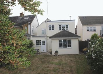 Thumbnail 4 bed detached house for sale in Denham Road, Egham
