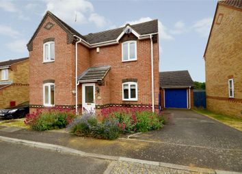 Thumbnail Detached house to rent in Keston Way, Raunds, Northamptonshire