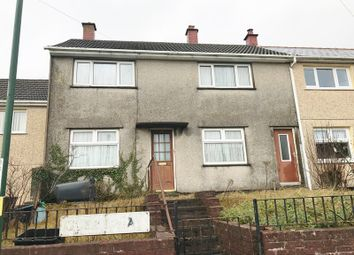 Thumbnail 3 bed terraced house for sale in Queensway, Garnlydan, Ebbw Vale