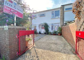 Thumbnail 3 bed end terrace house for sale in Bembridge Close, Bassett Green, Southampton