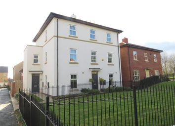 Thumbnail 4 bed town house for sale in Stockwell Drive, Derby