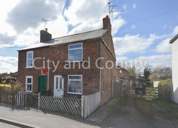 Thumbnail 2 bed semi-detached house for sale in Kemp Street, Crowland, Peterborough