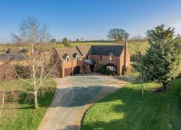 Thumbnail 5 bed detached house for sale in Annscroft, Shrewsbury