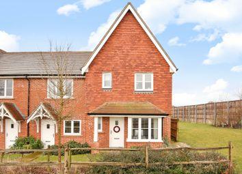 Thumbnail 3 bed end terrace house for sale in Longhurst Avenue, Horsham