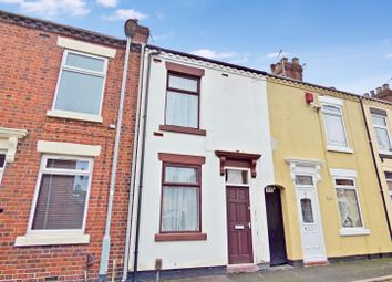 Thumbnail 2 bedroom terraced house to rent in Allen Street, Hartshill, Stoke-On-Trent
