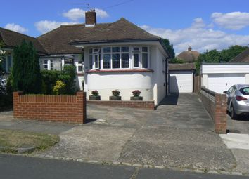 Thumbnail 3 bed semi-detached bungalow for sale in St. Leonards Rise, Farnborough, Orpington