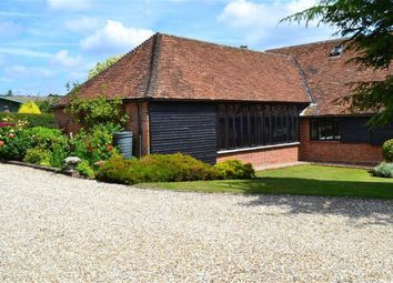 Thumbnail 4 bed barn conversion for sale in Hatchgate Close, Cold Ash, Berkshire