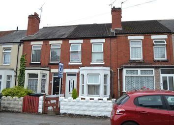 Thumbnail 2 bedroom terraced house for sale in Arbury Avenue, Foleshill, Coventry, West Midlands