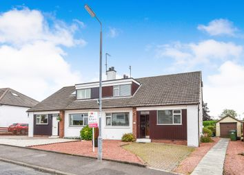 Thumbnail 3 bed semi-detached house for sale in Cedar Road, Kilmarnock