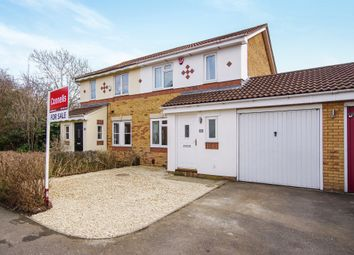 Thumbnail 3 bed property for sale in Bye Mead, Emersons Green, Bristol
