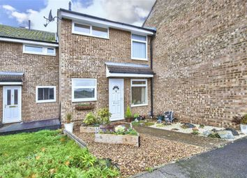 Thumbnail 3 bed terraced house for sale in Alamein Court, Eaton Ford, St. Neots, Cambridgeshire