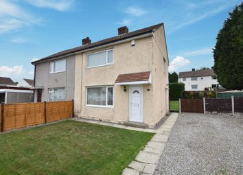 Thumbnail 2 bed semi-detached house to rent in The Square, Kippax, Leeds