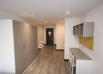 Thumbnail Studio for sale in Spring Place Student Halls, Dumfries Street, Luton