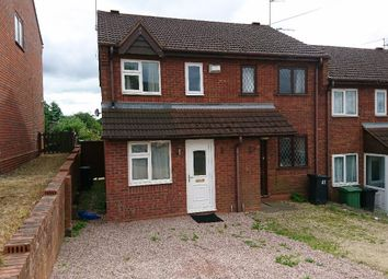Thumbnail 2 bed property to rent in Belmont Road, Stourbridge
