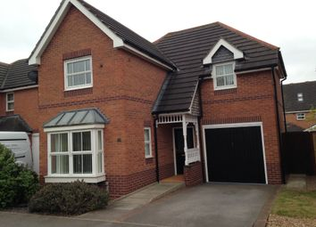 Thumbnail 3 bed detached house to rent in Yellowhammer Drive, Gateford, Worksop
