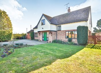 Thumbnail 4 bed detached house for sale in Tallon End, Foulden, Thetford