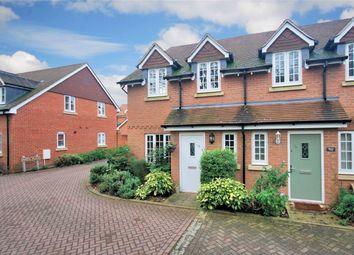 Cruickshank Drive, Wendover, Buckinghamshire HP22. 3 bed semi-detached house for sale