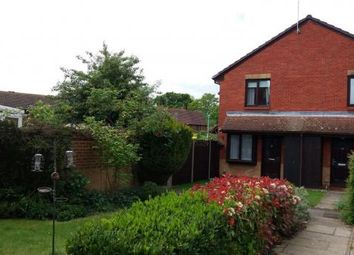 Thumbnail 1 bedroom end terrace house to rent in Bolwell Close, Twyford, Twyford, Berkshire