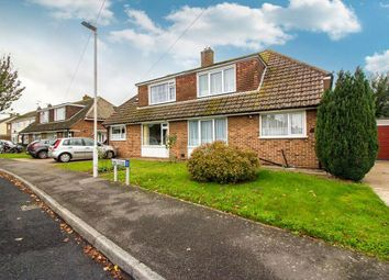 Thumbnail 3 bed semi-detached bungalow for sale in Firs Close, Folkestone