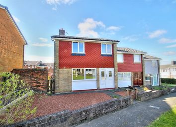 Thumbnail 3 bed end terrace house for sale in Sacriston Gardens, Gateshead
