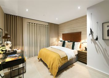 Thumbnail 3 bed flat for sale in Mode, Centric Close, Oval Road, Camden