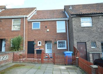 Thumbnail 3 bed terraced house for sale in Morley Street, Norwich