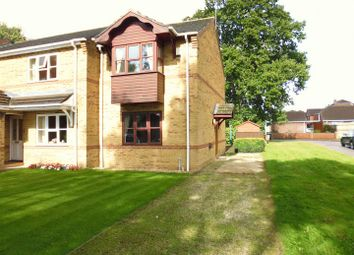 Thumbnail 2 bed town house for sale in Ashfield, Sturton By Stow, Lincoln
