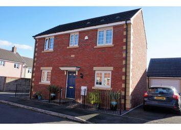 Thumbnail 3 bed detached house for sale in Ffordd Y Grug, Bridgend