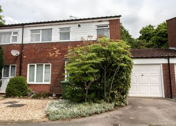 Thumbnail 3 bedroom semi-detached house for sale in Akerman Close, Greenleys, Milton Keynes