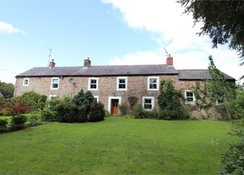 Thumbnail 4 bed detached house for sale in Crook Farm And Cottage, Lyneholmeford, Roweltown, Cumbria