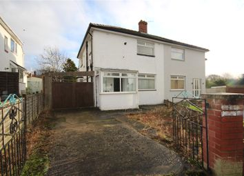 Thumbnail 3 bed semi-detached house for sale in 47 Criffel Road, Carlisle, Cumbria
