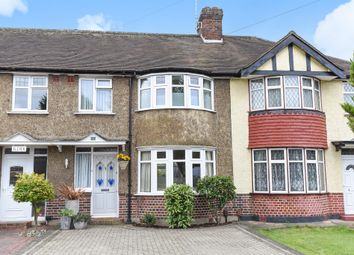 Thumbnail Terraced house for sale in Windsor Avenue, Cheam, Sutton