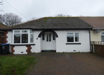 Thumbnail 3 bedroom semi-detached bungalow to rent in Kings Avenue, Broadstairs