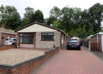 Thumbnail 3 bedroom detached bungalow for sale in Monkton Close, Dresdon, Stoke-On-Trent
