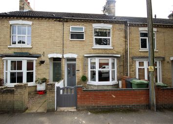 Thumbnail 3 bed terraced house for sale in Irchester Road, Wollaston, Wellingborough, Northamptonshire.