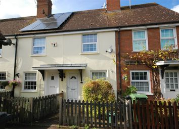 Thumbnail 2 bed terraced house to rent in Brick Kiln Close, Coggeshall, Colchester, Essex
