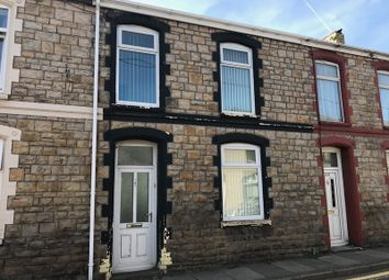 Thumbnail 3 bedroom terraced house for sale in Mount Pleasant Road, Ebbw Vale